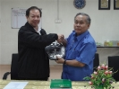 20140506 Courtesy Visit to College WIT Port Klang