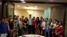 与柬埔寨女企业家的交流晚宴