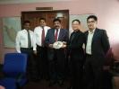 20161004 Courtesy Visit to High Commission of Sri Lanka