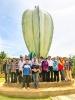 20171014 雪兰莪滨海中华总商会拜访雪州水果谷