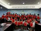 20200206 接待巴生光华独立中学代表团